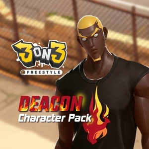 3on3 FreeStyle Deacon Character Pack