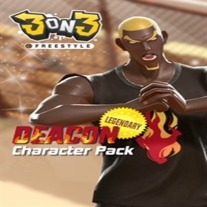 3on3 FreeStyle Deacon Legendary Pack