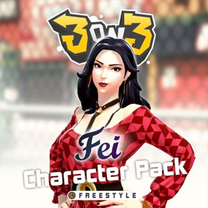3on3 FreeStyle Fei Character Pack