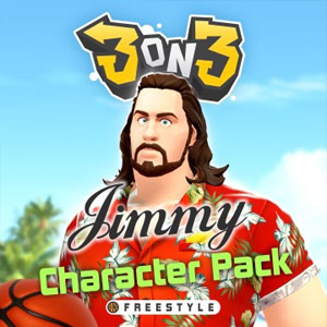 3on3 FreeStyle Jimmy Character Pack