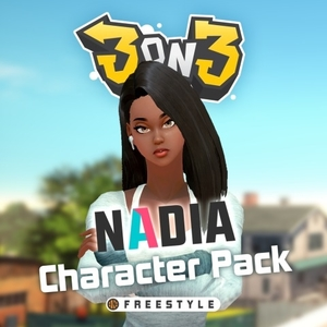 3on3 FreeStyle Nadia Character Pack
