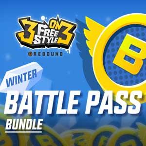 3on3 FreeStyle Rebound Battle Pass 2020 Winter Bundle