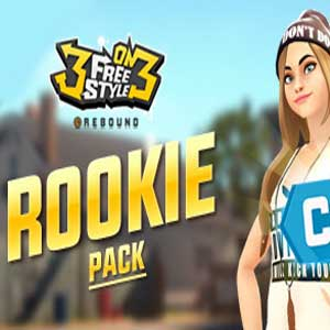 3on3 FreeStyle Rebound Rookie Package