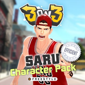 3on3 FreeStyle Saru Efficient Pack
