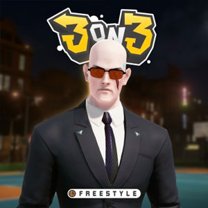 3on3 FreeStyle Walker Character Pack