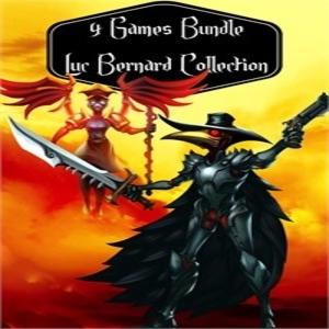 4 Games Bundle Luc Bernard Collection