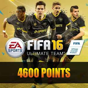 Buy 4600 FIFA 16 Points GameCard Code Compare Prices