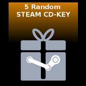 Buy 5 Random Steam CD Key Compare Prices