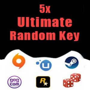 Buy 5 Ultimate Random Keys CD KEY Compare Prices