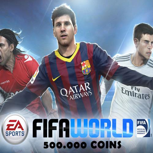 500.000 FIFA World Coins