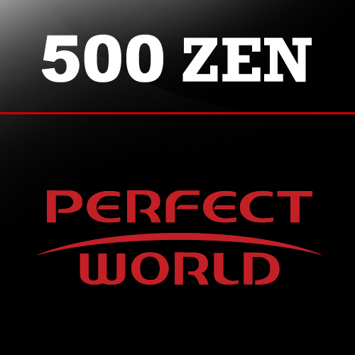 Buy 500 Perfect World ZEN GameCard Code Compare Prices