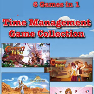 6 In 1 Time Management Game Collection