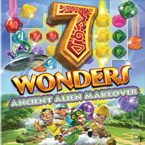 Buy 7 Wonders Ancient Alien Makeover CD Key Compare Prices