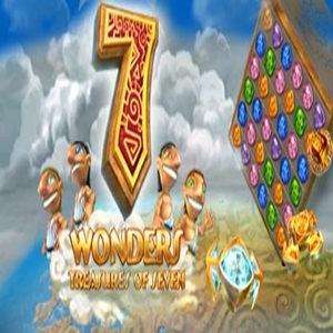 Buy 7 Wonders Treasures of Seven CD Key Compare Prices