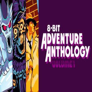 8 bit Adventure Anthology Volume 1