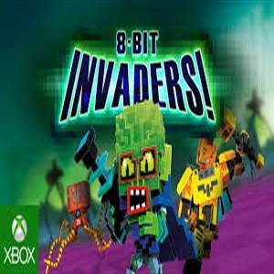 8 Bit Invaders