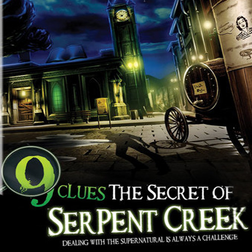 Buy 9 Clues Secret of Serpents Creek CD Key Compare Prices