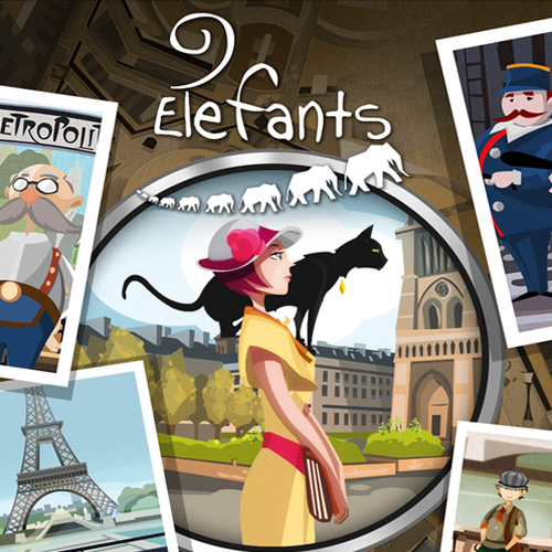 Buy 9 Elefants CD Key Compare Prices