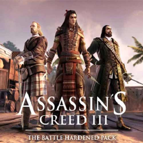 Buy Assassin's Creed III - DLC Battle Hardened Pack CD KEY Compare Prices