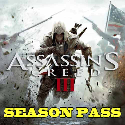 Buy Assassin's creed 3 Season Pass CD KEY Compare Prices