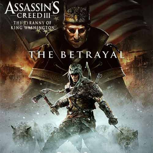 Buy Assassin s Creed 3 The Betrayal DLC CD KEY Compare Prices
