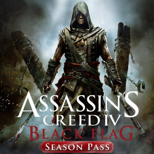 Buy Assassins Creed 4 Season Pass PS3 Game Code Compare Prices