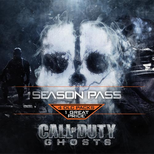 Buy Call of Duty Ghosts Season Pass CD KEY Compare Prices