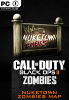 Call of Duty Black Ops II - Nuketown Zombies Map