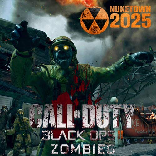 Buy Call of Duty Black Ops II - Nuketown Zombies Map CD KEY Compare Prices