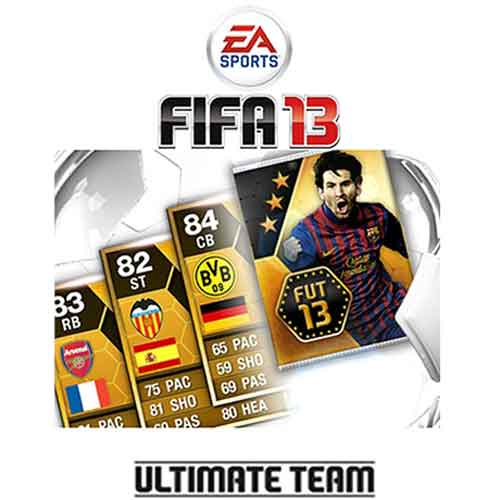 Buy Fifa 13 Ultimate Team CD KEY Compare Prices