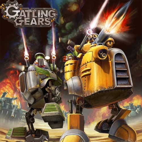 Buy Gatling Gears CD KEY Compare Prices