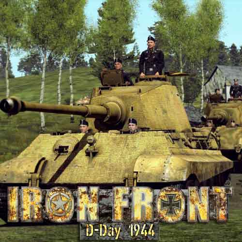 Buy Iron Front Liberation 1944 D-Day DLC CD KEY Compare Prices