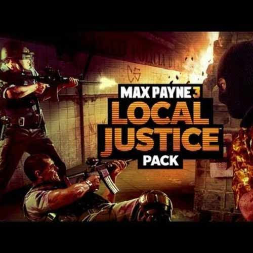Buy Max Payne 3 Local Justice Pack CD KEY Compare Prices