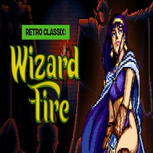Retro Classix Wizard Fire