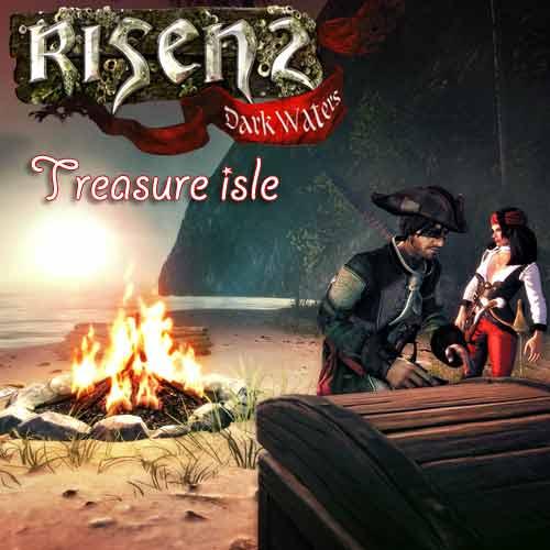 Risen 2 Dark Waters Treasure Isle DLC