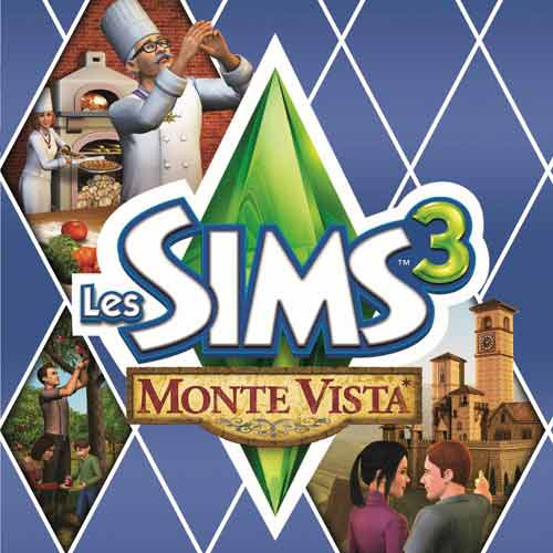 Buy Sims 3 Monte Vista CD KEY Compare Prices