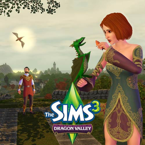 Buy Sims 3 Dragon Valley CD KEY Compare Prices
