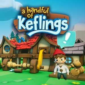 Buy A Handful of Keflings CD Key Compare Prices