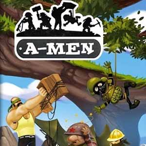 Buy A-Men CD Key Compare Prices