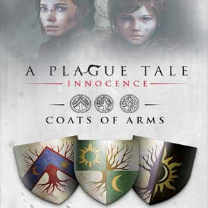 Buy A Plague Tale Innocence Coats of Arms PS4 Compare Prices