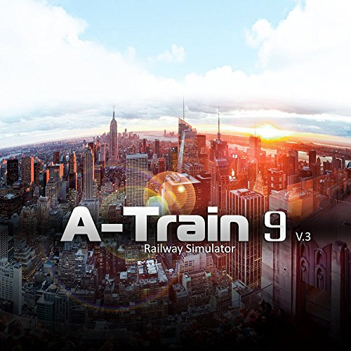 Buy A-Train 9 V3.0 Railway Simulator CD Key Compare Prices