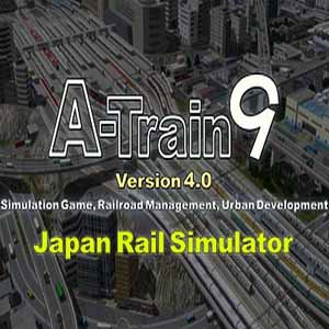 Buy A-Train 9 V4.0 Japan Rail Simulator CD Key Compare Prices