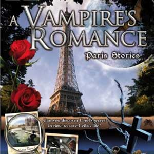 Buy A Vampire Romance Paris Stories CD Key Compare Prices