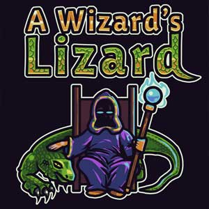 A Wizards Lizard