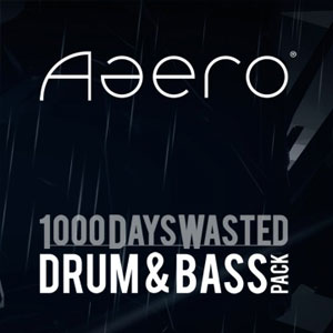 Aaero 1000DaysWasted Drum & Bass Pack