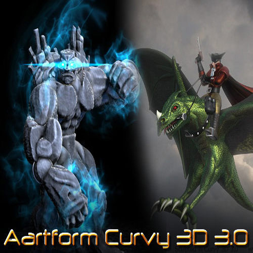 Buy Aartform Curvy 3D 3.0 CD Key Compare Prices