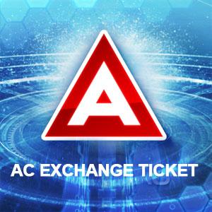 AC Exchange Ticket
