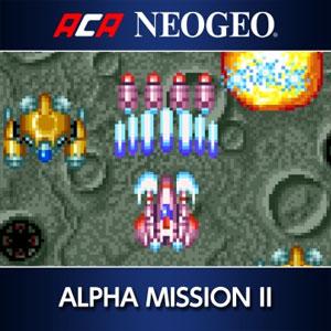 ACA NEOGEO ALPHA MISSION 2