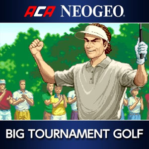 ACA NEOGEO BIG TOURNAMENT GOLF