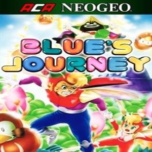 ACA NEOGEO BLUES JOURNEY